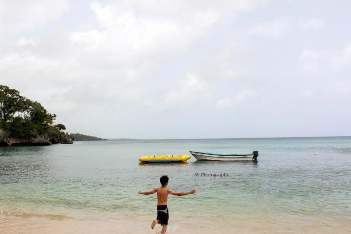 Ocean Running - WM