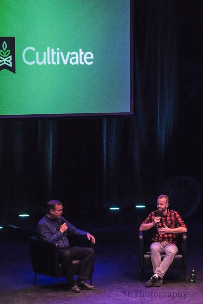 Fireside Chat - Cultivate - WM